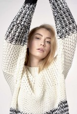 Simple Sweater off-white 2506 Bjorn Simple