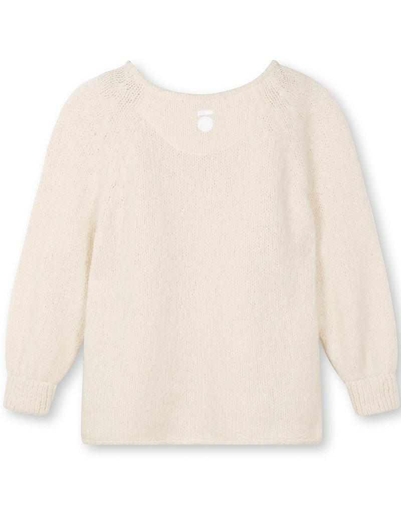10Days Statement knit 20-607-1203 soft white melee 10Days