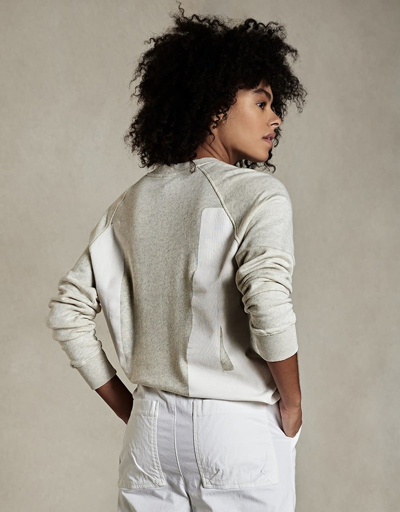 10Days 20-800-1203 Sweater LA 10Days soft white melee
