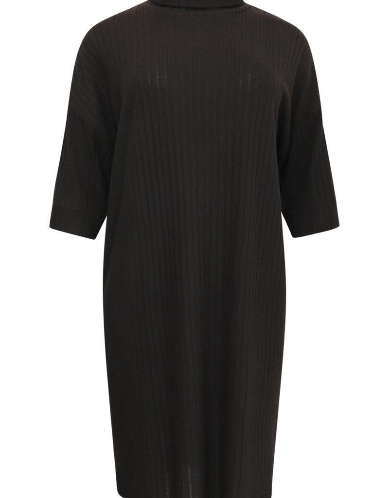 Yoek Dress-pullover RIB zwart 9527777 Yoek