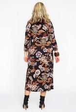 Yoek Dress blouse AMBIANCE Yoek WL957749 Zwart