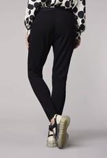 Summum Woman 4s2202-11498 Trousers punto milano zwart Summum