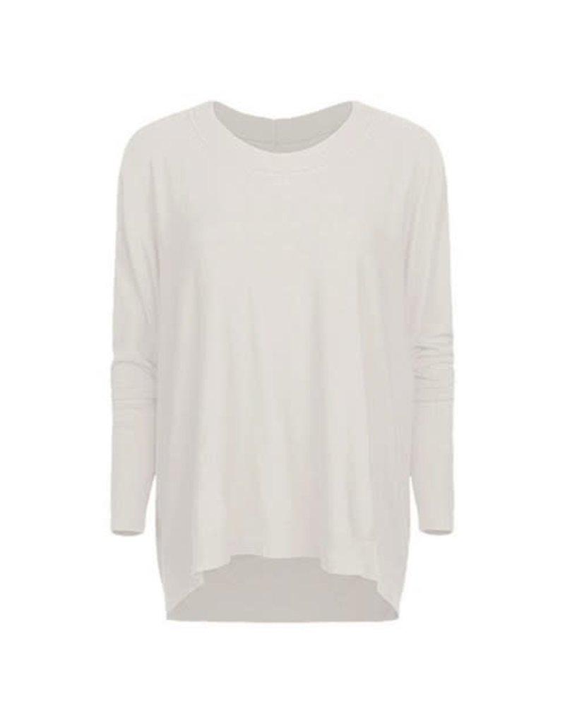 Summum Woman Oversized sweater ivoor 7s5599-7830 Summum