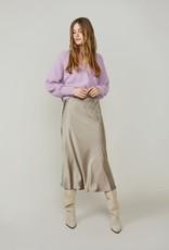 Summum Woman Skirt satin ivory 6s1209-11496 Summum
