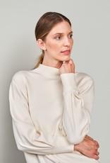 Summum Woman Mock neck sweater ivoor 7s5607-7831 Summum