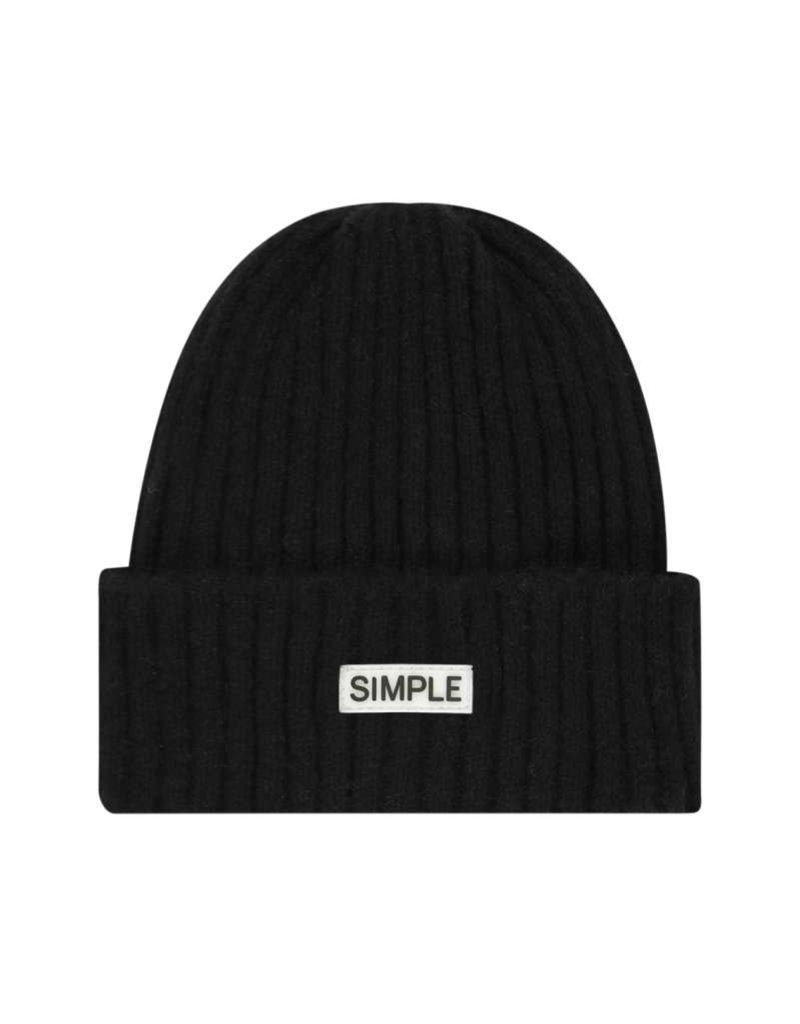 Simple Muts zwart 2529 YIWU Simple
