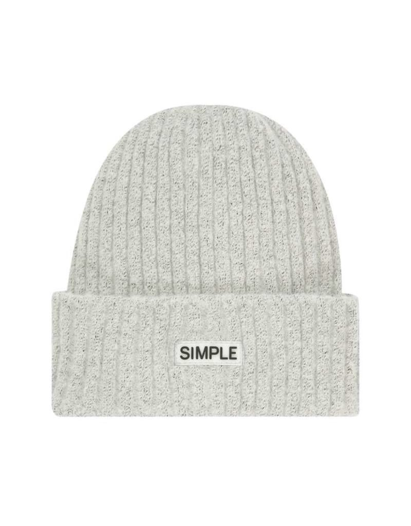 Simple Muts Grijs 2530 YIWU Simple