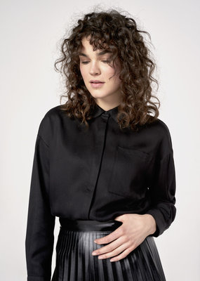 Simple Blouse Eloise Simple zwart 2531