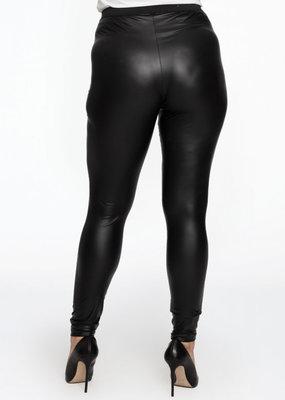 Yoek Legging FAUX LEATHER zwart 9515570 Yoek