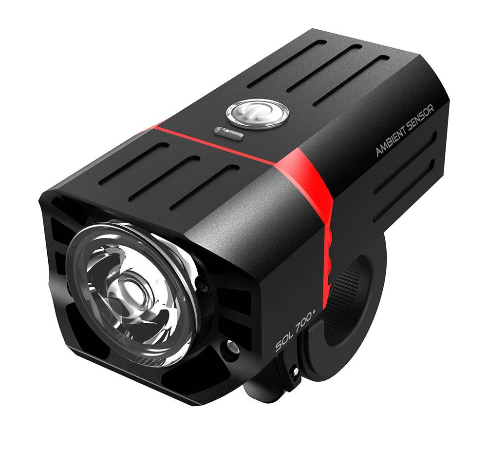 Guee Guee - SOL 700 Plus Ambient Light -Black