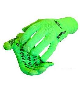 Defeet  Glove Etouch Neon Green