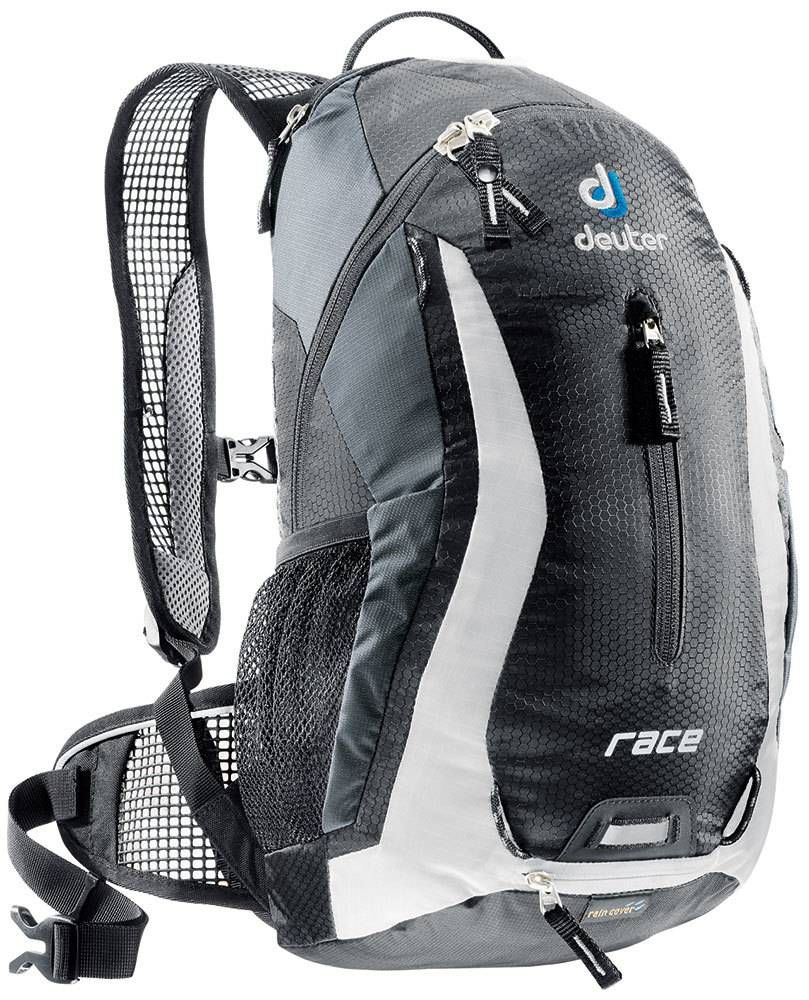 Deuter Race black-white