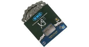 KMC X9-73 Grey Chain 116L