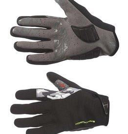 NORTHWAVE Enduro Winter Full Gloves - Black / Yellow