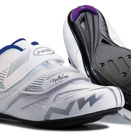NORTHWAVE NW Shoes 2018 ECLIPSE EVO White/Grey