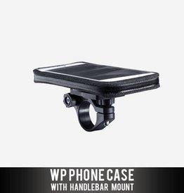 Guee WP Phone Case with Bike Handle Bar Bracket - BK L