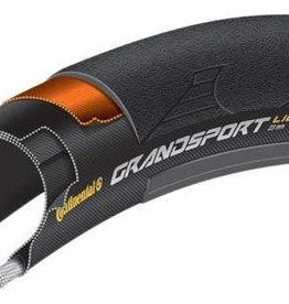 CONTINENTAL Grand Sport Light 700 x 23C black Skin Fold