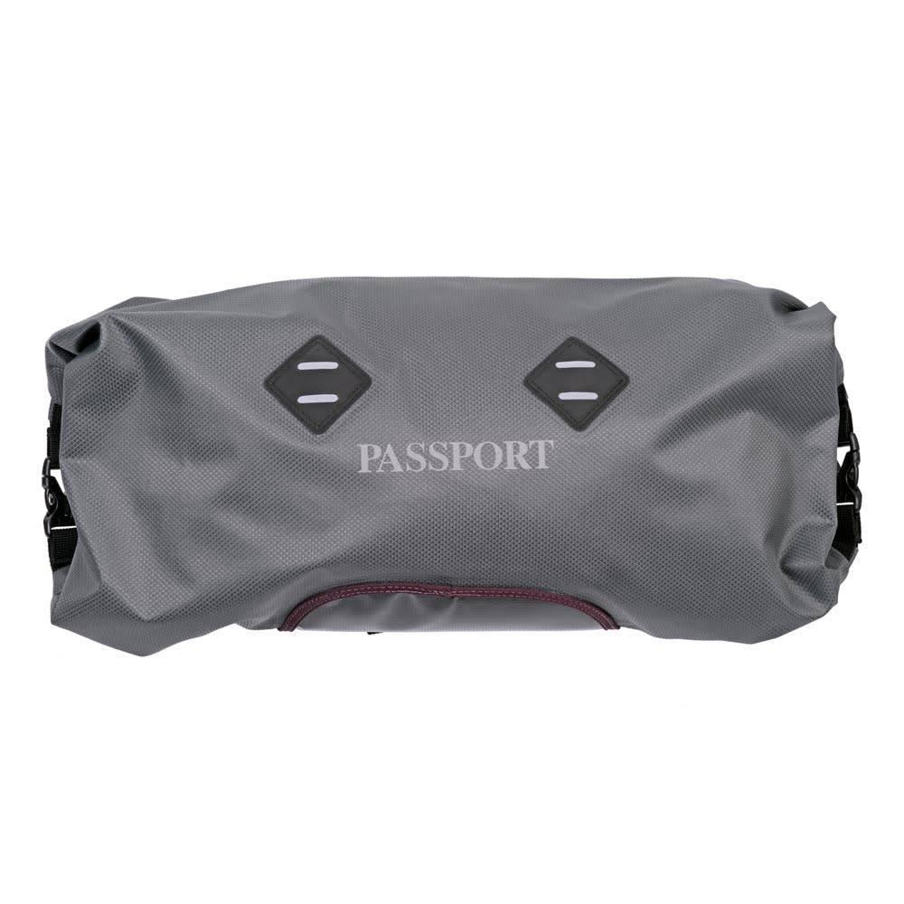 Handlebar Pack - Grey
