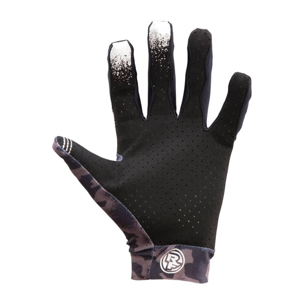RACEFACE Ambush Camo Gloves - Black