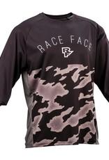 RACEFACE Race Face Ambush ¾ Sleeve Jersey Black