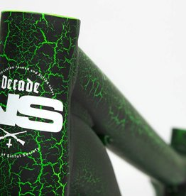 NS Bikes Decade Dirt/Jump Frame - Zombie Green