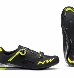 NORTHWAVE 2019 Core Plus Black/Yellow