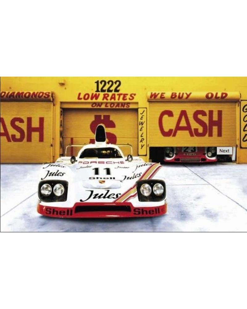EXH INTL CORE  The Porsche Book , STAUD