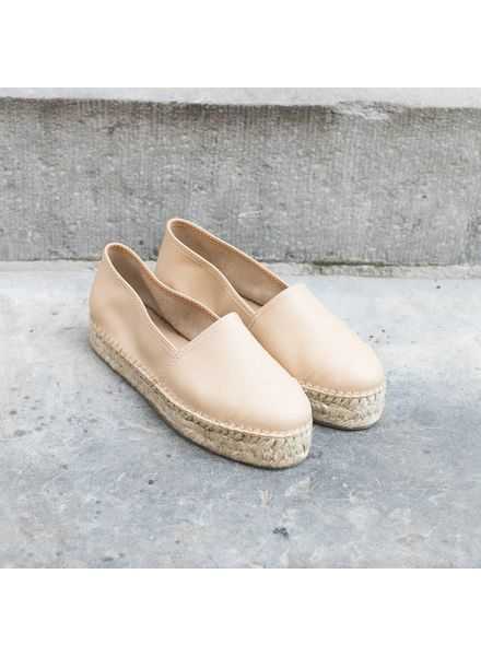N°8 Antwerp Leather creeper - Piedra