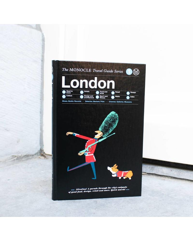 The Monocle Travel Guide Series : London