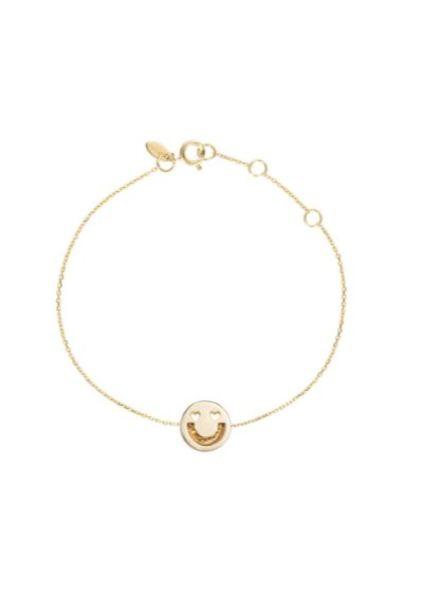 Ruifier Smitten Chain Bracelet 18K - Yellow Gold