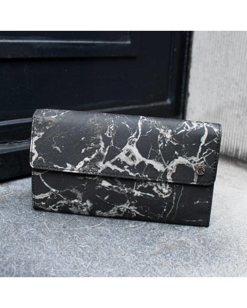 Long wallet Set - Marquina