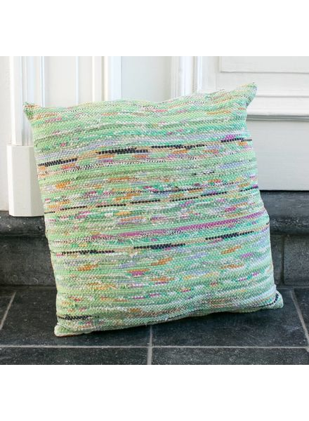 Solid Intl. Pillow small - Light green