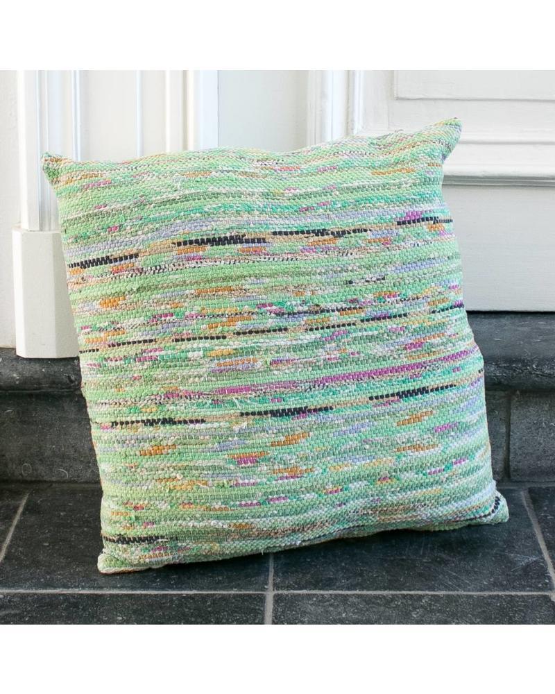 Solid Intl. Pillow small - Light green