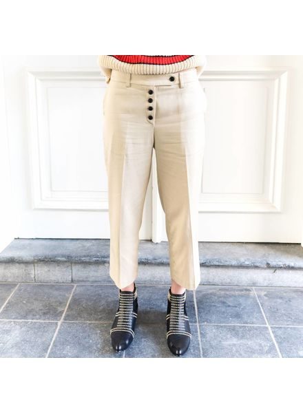 Margaux Lonnberg Harry Pantalon - Soft Beige