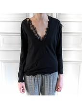 Iro Gnotta sweater - Black