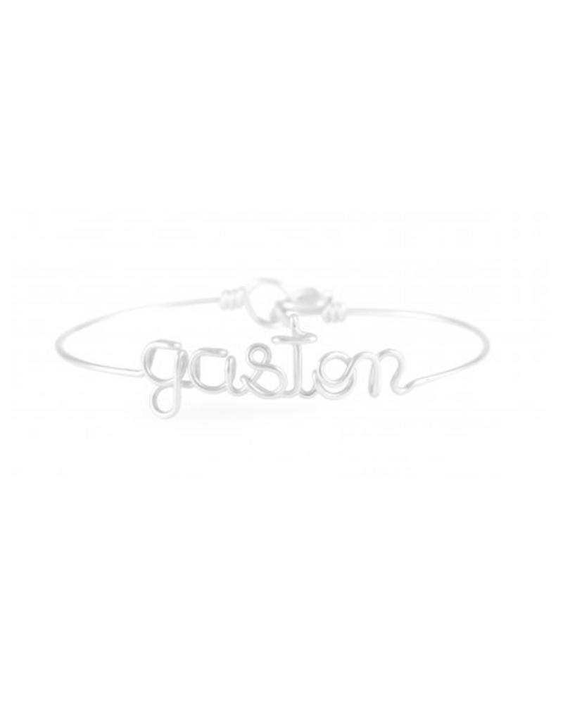 Atelier Paulin Personalised bracelet - Argentinum 935