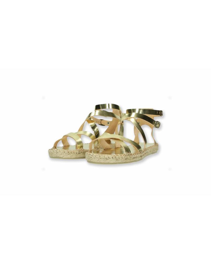 N°8 Antwerp Sandal Platino