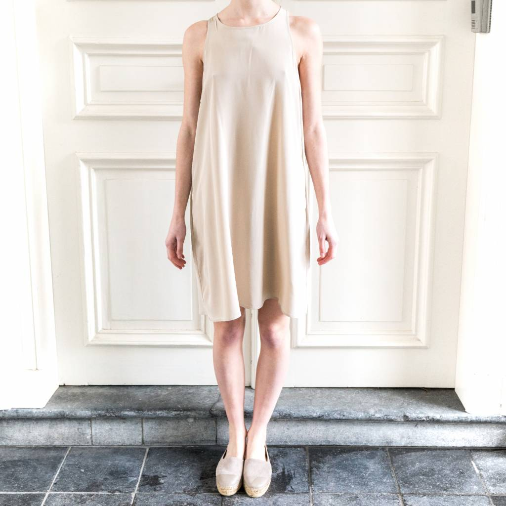 Pink Just Julia Nude Quiet Dawn Dress 4qWwHSPZB