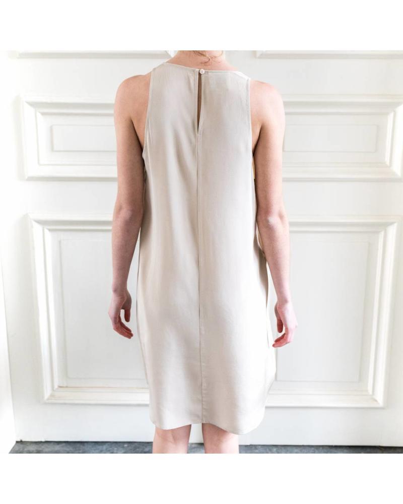 Kelly Love Quiet dawn dress - Nude Pink