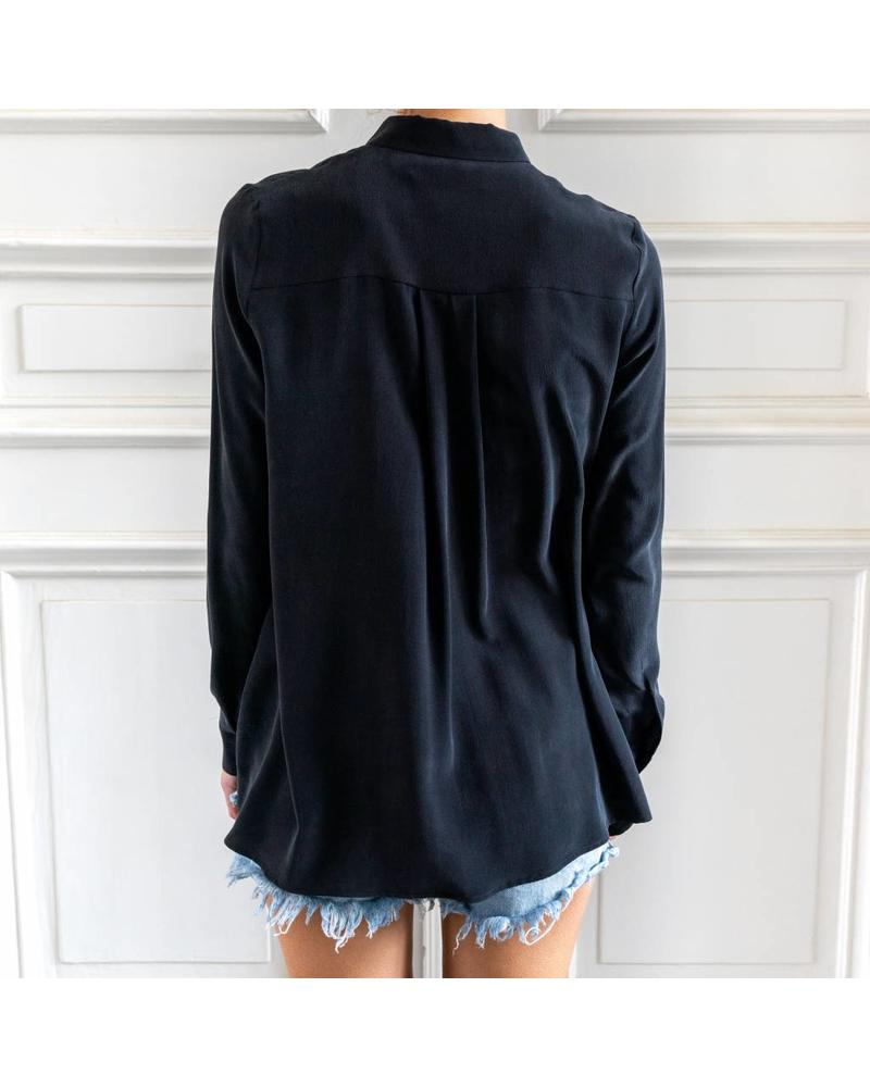 Margaux Lonnberg Howard chemise - Black