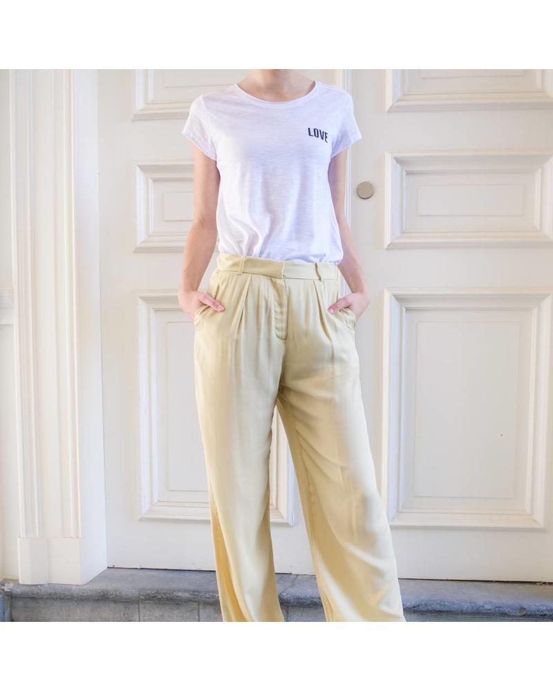 Margaux Lonnberg Hector pantalon - Soft Beige