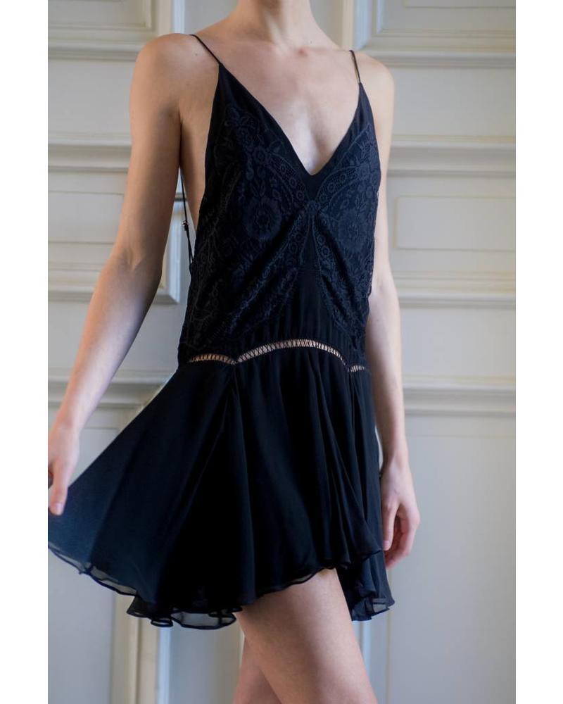 Magali Pascal Iris dress - Black