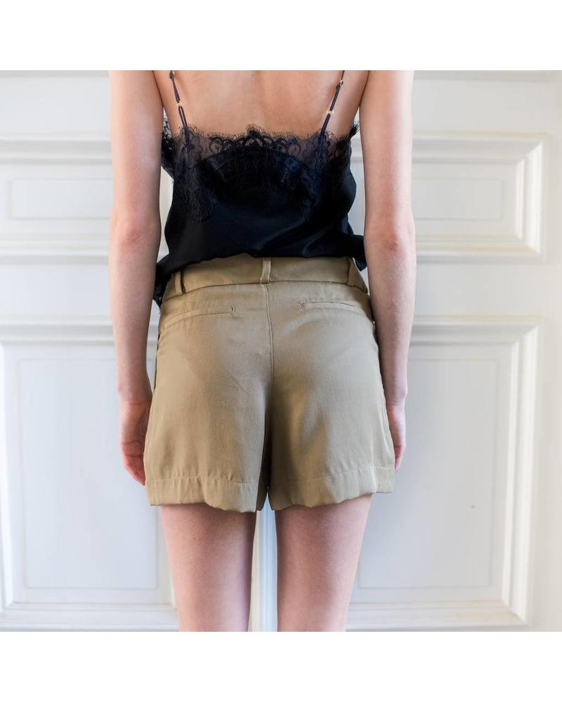 Magali Pascal Gaston shorts - Stone
