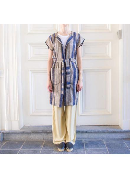 Julie Fagerholt Brova cape - Stripes