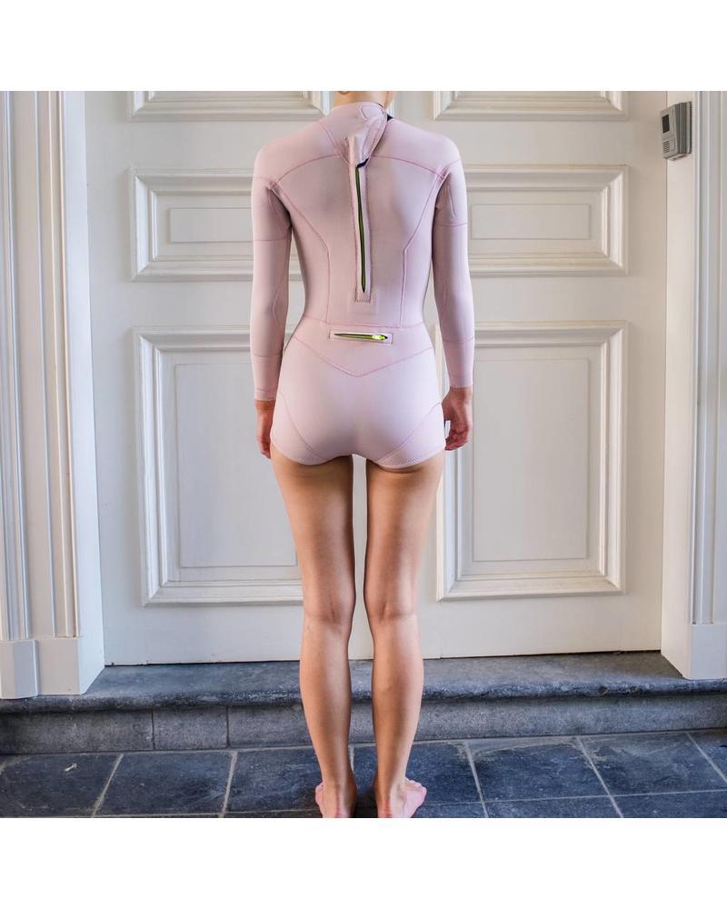 Cynthia Rowley Hightide wetsuit - Rosebud