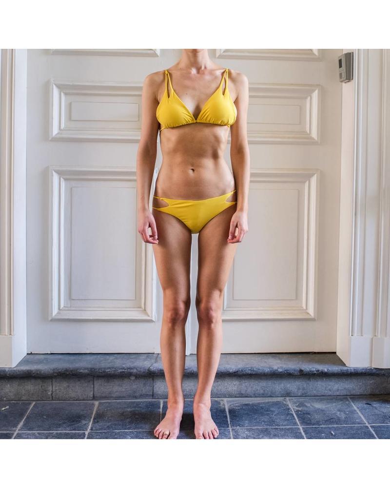 Amuse Society Evelyne Skimpy - Yellow