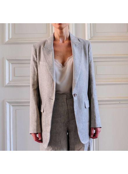 Julie Fagerholt Janko jacket - Grey