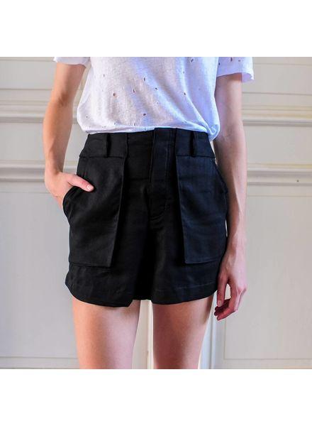 Magali Pascal Gaston shorts - Black