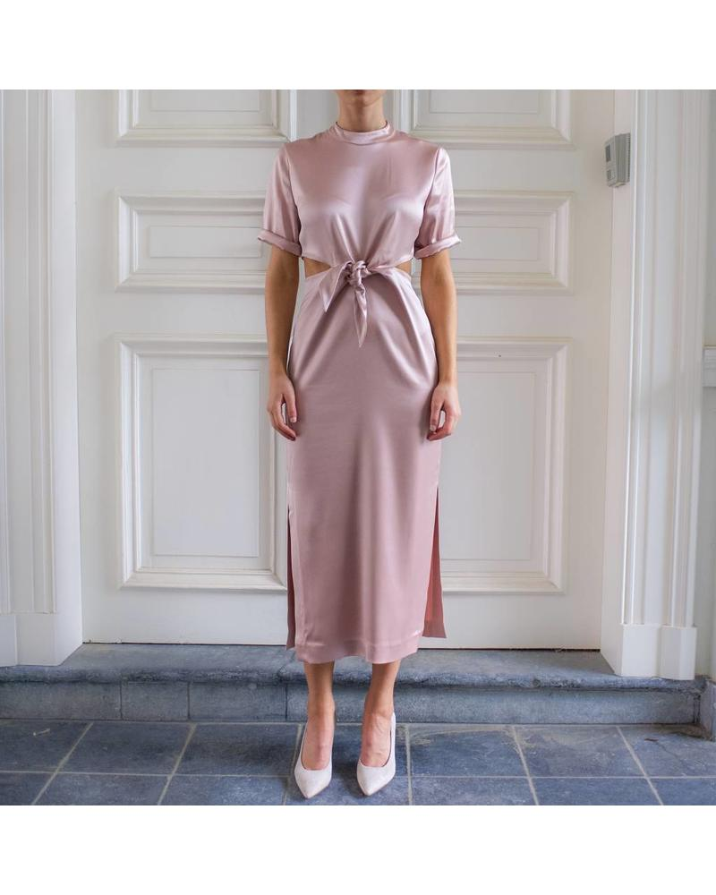 Nanushka Bhumi Dress - Apple Blossom