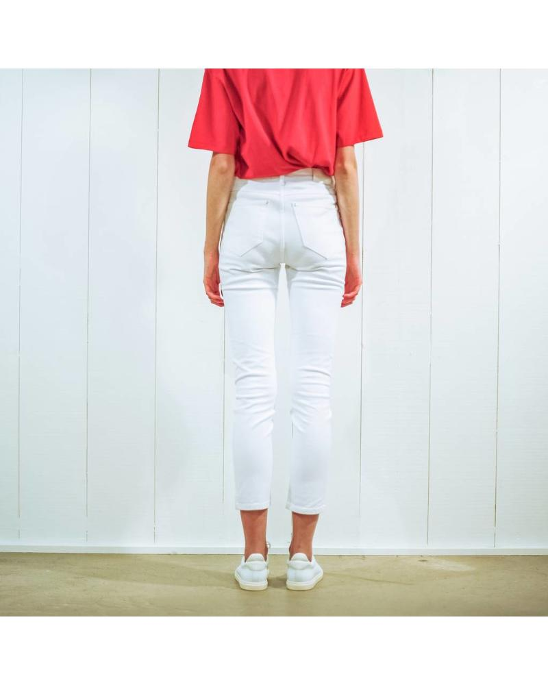 Anine Bing Frida jean - White